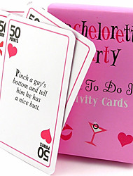 Bachelorette Party oser faire cela Cards