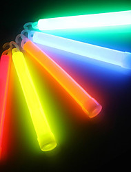 "6 ""Chemical fluorescência Light Stick"