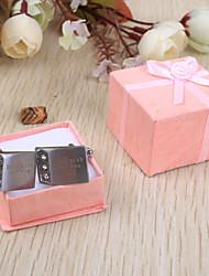 Gift Groomsman Personalized Cufflinks With Rhinestone