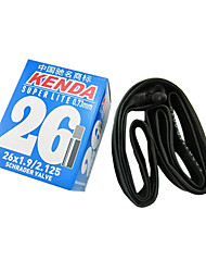 KENDA High-Quality 26*1.9/2.125 Inner Tube For Mountain Cycle KN-26-1.9(Black)