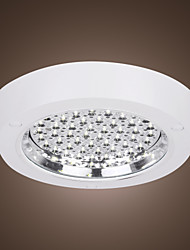 4W Modern LED Flush Mount Lights Round Shape
