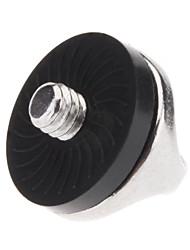 """I-1 1/4 """"Botão do Link Strap-rápida para Alça de ombro Câmara (Silver)"""