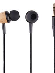 Le mode en bois de haute qualité In-Ear (QE9)