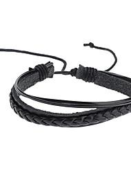 z&X® legal pulseira trançada estilo dos homens