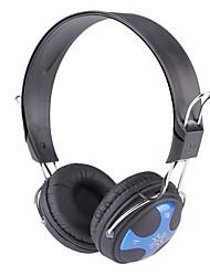 Новые карты MP3 Наушники серебристый, синий