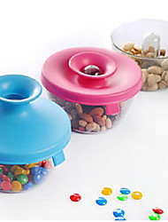 Kitchen Storage Box with Transformable Sealing Cover