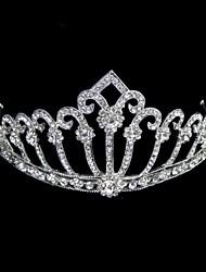 Women's Rhinestone/Alloy Headpiece - Wedding Tiaras