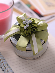 6 Piece/Set Favor Holder - Cylinder Tins Favor Tins and Pails/Favor Boxes Non-personalised