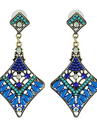 Oco Vintage Out Set Brincos de diamante Auger