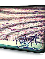Funda con Diseño de Bicicleta para Portátil Impermeable para 7 10 11 13 15