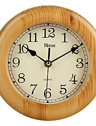 Classique Horloge murale Gras