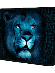 """Phantom Lion""Pattern Nylon Material Waterproof Sleeve Case for 11""/13""/15"" Laptop&Tablet"