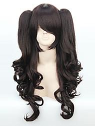 Black Japanese Style 65cm Casual Lolita Wig