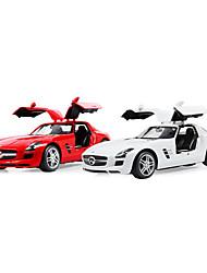 1/14  Environmental ABS Steering Wheel Remote Control Car Mercedes SLS Version