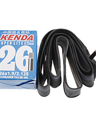 KENDA 26*1.9/2.125 AV-48L Super Lite 0.73mm Rubber Material Bicycle Inner Tire