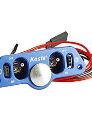 Switches de serviço pesado com combustível Dot-01-1