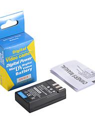 Batterie Li-ion rechargeable pour Nikon D40X D40 D60 EN-EL9