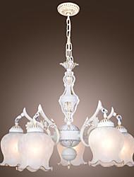 PETERLEE - Lampe de Plafond - 5 slots à ampoule