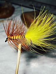 HOMA Pesca Packs Lure Moscas SD02-8, gancho (10pcs)