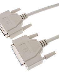DB-25 M to M Extension Cable for Data Sharing (1.4 m)