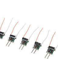 Controlador LED MR16 3x1W (5/PACK)