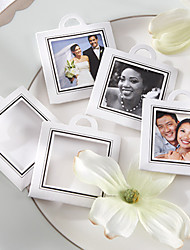 """Capture the Moment"" Photo Frame Tag - conjunto de 12 (Apenas Tag)"