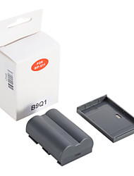 Li-ion recarregável para Canon 50D 40D 30D 5D BP-511A