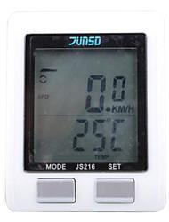 JUNSD 13 Functions Waterproof Wireless Bike Computer/Speedometer(with Backlight)