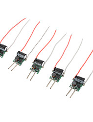Controlador LED MR16 3x2W (5/PACK)