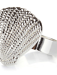 Silver Alloy Napkin Ring