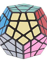 Shengshou dodecaedro 12 cores Megaminx Magic Cube (Black Base)