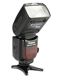 Новый Professtional Triopo TR-981C светодиодной вспышки Speedlite Lihgt для DSLR камеры DV видеокамер Canon