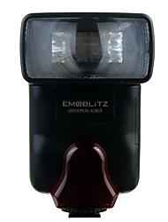 Emoblitz 828DF numérique universelle DIGITAL FLASHGUN puissant pour Canon / Nikon / Pentax
