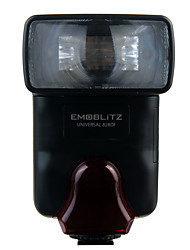 Emoblitz 828DF DIGITAL UNIVERSAL DIGITAL flash SLAVE para Canon / Nikon / Pentax