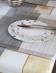 A Motifs Mélange Poly/Coton Sets de table