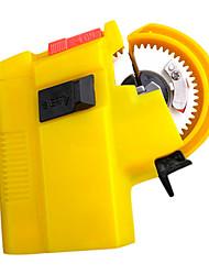 Желтый Автоматический рыболовный крючок Tier
