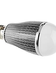 9W E26/E27 Lâmpada Redonda LED A60(A19) 9 LED de Alta Potência 570 lm Branco Quente AC 85-265 V