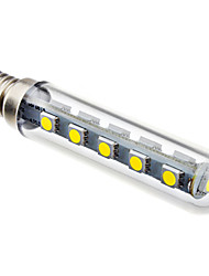 3W E14 LED a pannocchia T 16 SMD 5050 180 lm Bianco AC 220-240 V