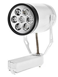 7 W 7 High Power LED 630 LM Natural White Track Lights AC 85-265 V