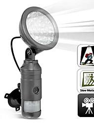 Intruder сдерживания ПИР монитор с обнаружением движения Video Recording (34 белый светодиод)