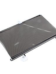 Spot Pattern Car Side Window Sun Shade Roller Blind Screen Protector (40 x 60cm)
