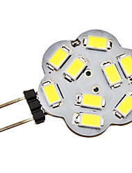 LED à Double Broches Blanc Naturel G4 9 SMD 5730 220 LM DC 12 V