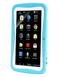 7 дюймов Дети Tablet (Android 4.4 1024*600 Dual Core 512MB RAM 8GB ROM)