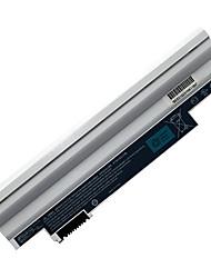 9-элементный аккумулятор для ноутбука Acer Aspire One D260 AOD255 522 AO522 AOD255E D255 AOD260 AL10A31 AL10B31 AL10G31 ICR17/65