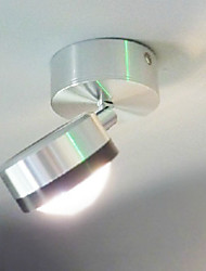 1W Modern Led Wall Light with Scattering Light Sci-fi Design