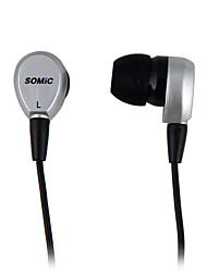 SOMIC SC401 Earbud Headphones for iPod iPad