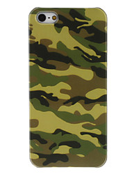 camoufler étui rigide de protection pour iphone 5/5s