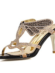 Amazing Heel Sandals With Party / Evening Shoes(More Colors)