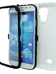 3-in-1 Case du corps en silicone pour Samsung Galaxy i9500 S4