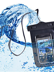 Universal PVC Waterproof Bag with Armband for Samsung 9300/9500/5830 &iPhone 4/4S/5